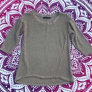 NWOT RDI Knitted Sweater